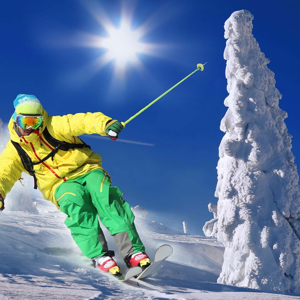 Sunshine week - snow sports package