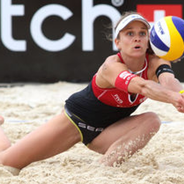 Beach Volleyball Mayor Series Gstaad
